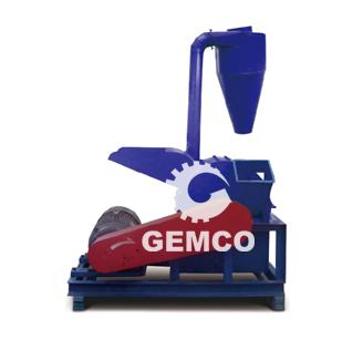 木材粉碎机|刀盘粉碎机-电机型