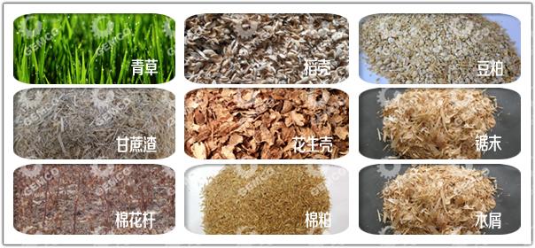 颗粒饲料机可用于多种原料的压制
