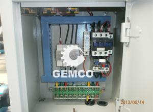 颗粒机电控柜