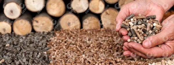 木屑动辊颗粒机可用于木材、木块的压制