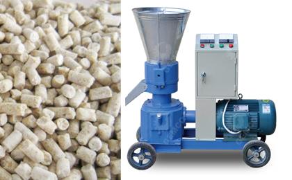 【羊饲料秸秆颗粒机】禽畜饲料制粒机的好坏往往取决于其材质